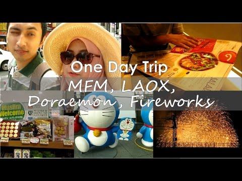 One Day Trip: Halal At Manhattan Fish Market Restaurant And LAOX Shinjuku (plus Some More Places)