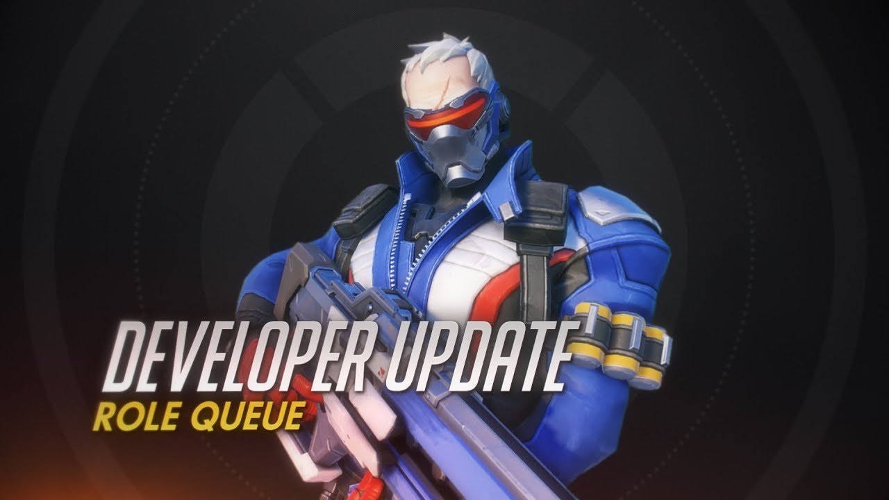 Overwatch Releases Role Queue on Public Test Servers