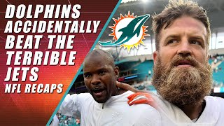 Dumb Dolphins Can't Even Tank Right & Jacoby Brissett Injured
