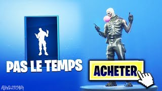 new Emote no time (BUSY Emote)! Fortnite Battle Royal