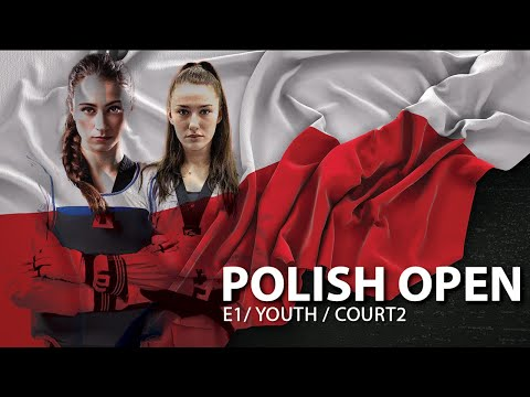 Polish Open Youth 2021 Court2