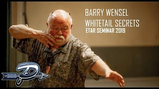 Barry Wensel - ETAR Seminar 2019