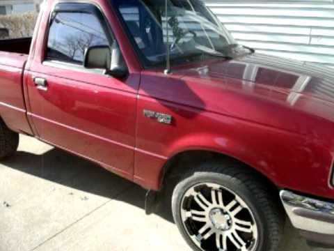 1996 Ford Ranger With 18 S Youtube