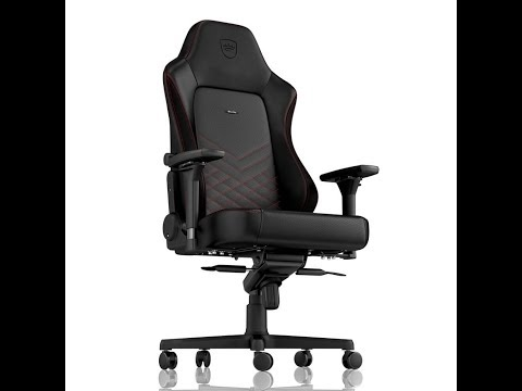 Noblechairs HERO Review: The Ultimate Premium Chair For PC Gamers?