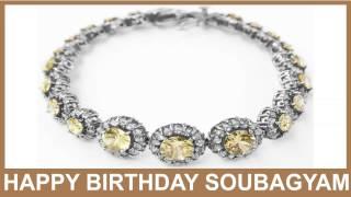 Soubagyam   Jewelry & Joyas - Happy Birthday