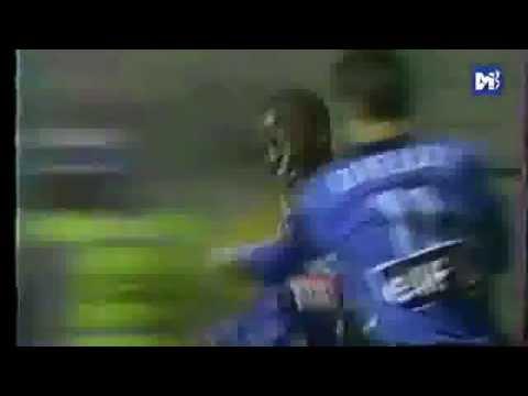 Bastia 2-0 Troyes Division 1 17eme journee (2001-2002)