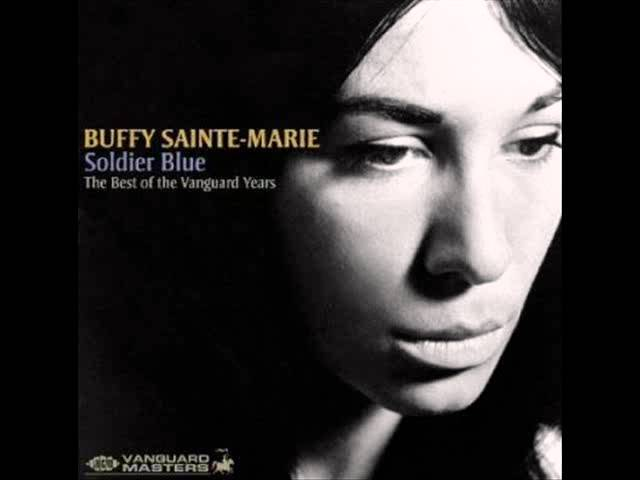 Buffy Sainte-Marie - Now That the Buffalo's Gone
