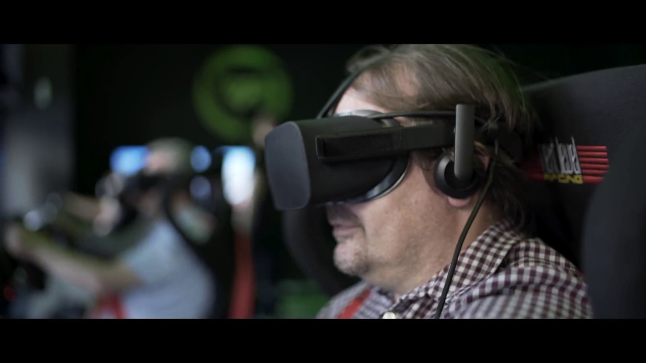 Vr Simulators Europe S First 5d Virtual Reality Racing Centre