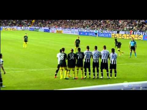 Udinese 0-1 Ac Milan super goooollll M.Balotelli