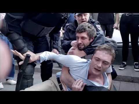 Тимати и Гуф — Москва, версия с митингами