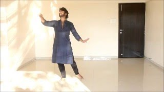 Pinga (Bajirao Mastani) Tutorial Lesson 2  (Devesh Mirchandani)
