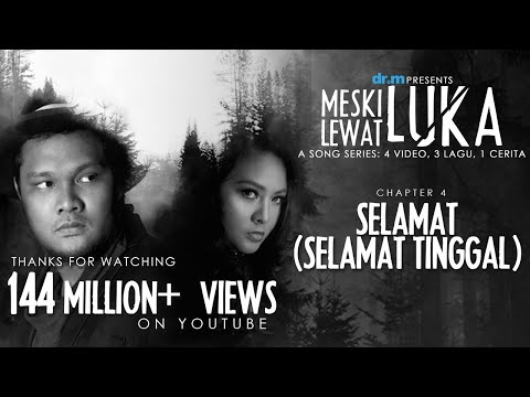 Virgoun feat. Audy - Selamat (Selamat Tinggal) (Official Lyric Video)| Chapter 4/4