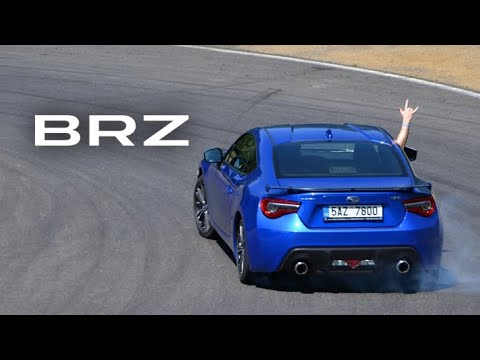 Subaru BRZ 2017 - Liška Subaru Track Day (Autodrom Písek)