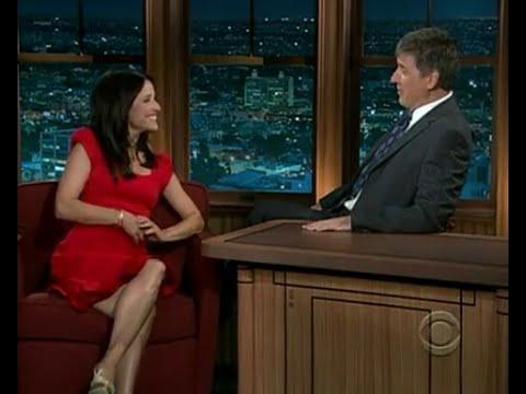Late Late Show with Craig Ferguson 6/2/2008 Julia Louis Dreyfus, Matt Costa