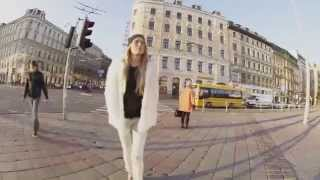 10 Hours of Walking in Riga as a Woman