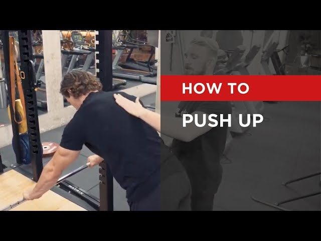 HOW TO: Push Up