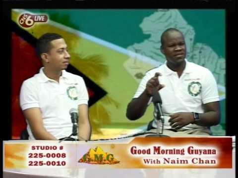 YFLG on Good Morning Guyana