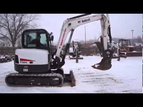 2010 BOBCAT E60 For Sale