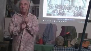Анатолий Заславский: египетская живопись, этруски.