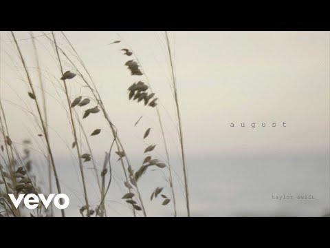 August (Lyric Video)