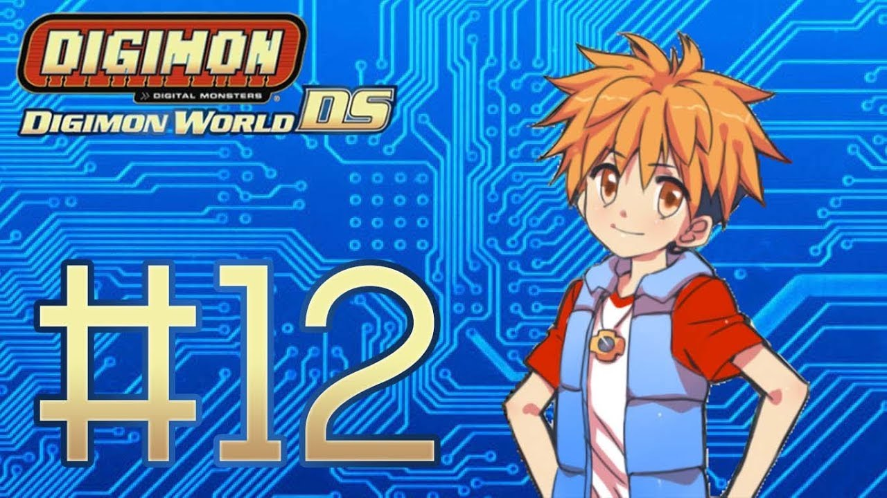 Digimon World DS Playthrough with Chaos part 12: Guilmon & Dorumon