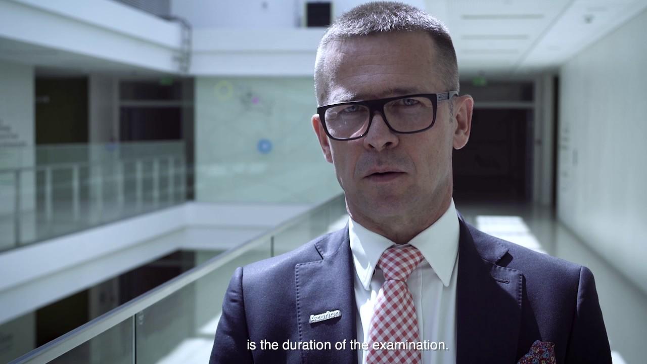 Wiesław Klatt o zaletach systemu Philips zainstalowanego w Szpitalu UM w Warszawie