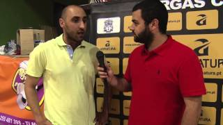 BorgasCUP 2015: Flash Interview M/Final, Alterego x Remax Team/GD Codessoso