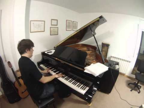 Nokia ringtone piano improvisation