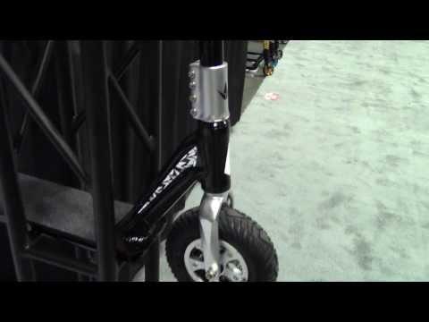 Fat Tire Scooter - 2013 Interbike - BikemanforU