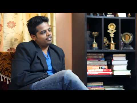 Vishal Barge About Life In KPO E-industry
