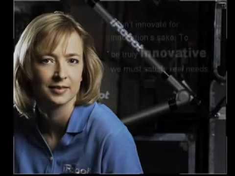 Helen Greiner, Co-Founder & Chairman, iRobot Corp, 2007