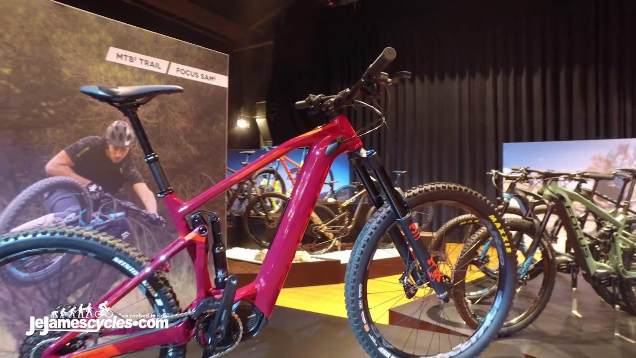 focus sam2 electric bike 2018 youtube. Black Bedroom Furniture Sets. Home Design Ideas
