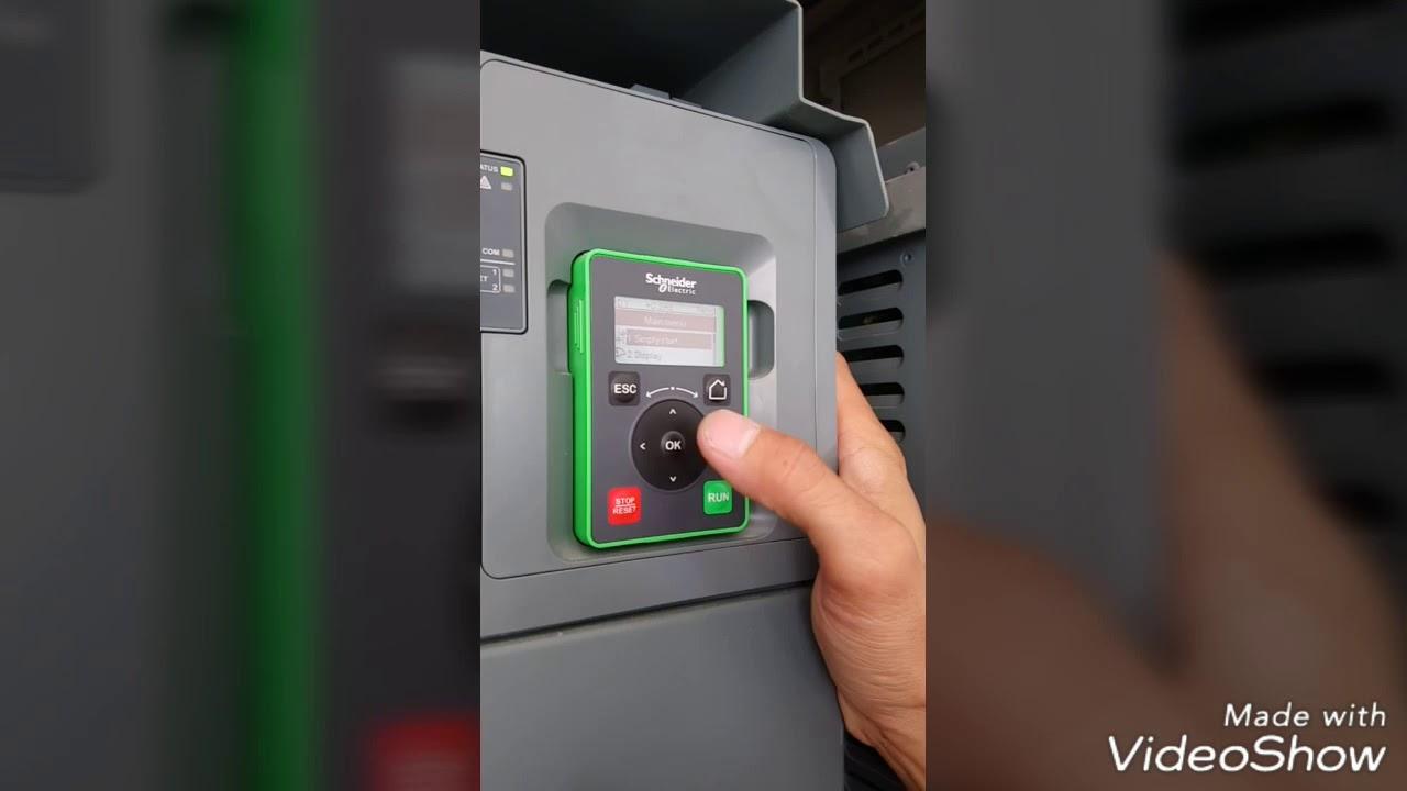 Hướng dẫn cài đặt biến tần avt610 - Điện - electricity - imclips net