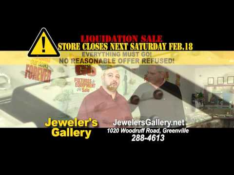 JEWELERS GALLERY one week left.wmv