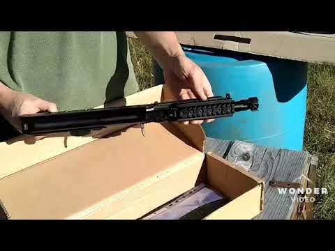WBP Lynx Tactical AK47 Pistol Arms of America Import review