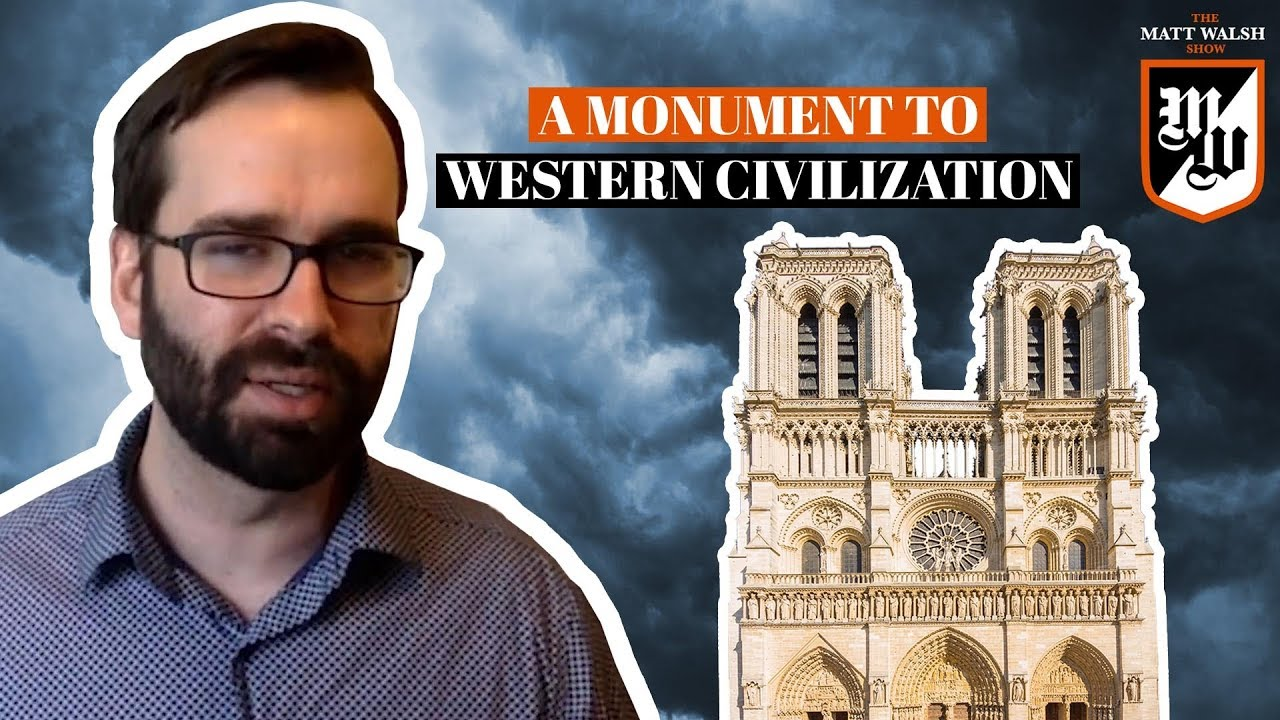 A Monument To Western Civilization| The Matt Walsh Show Ep. 241