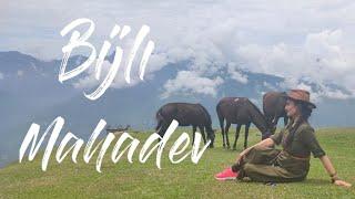 Bijli Mahadev Vlog | Namo Namo Shankra | The Mountain Girl