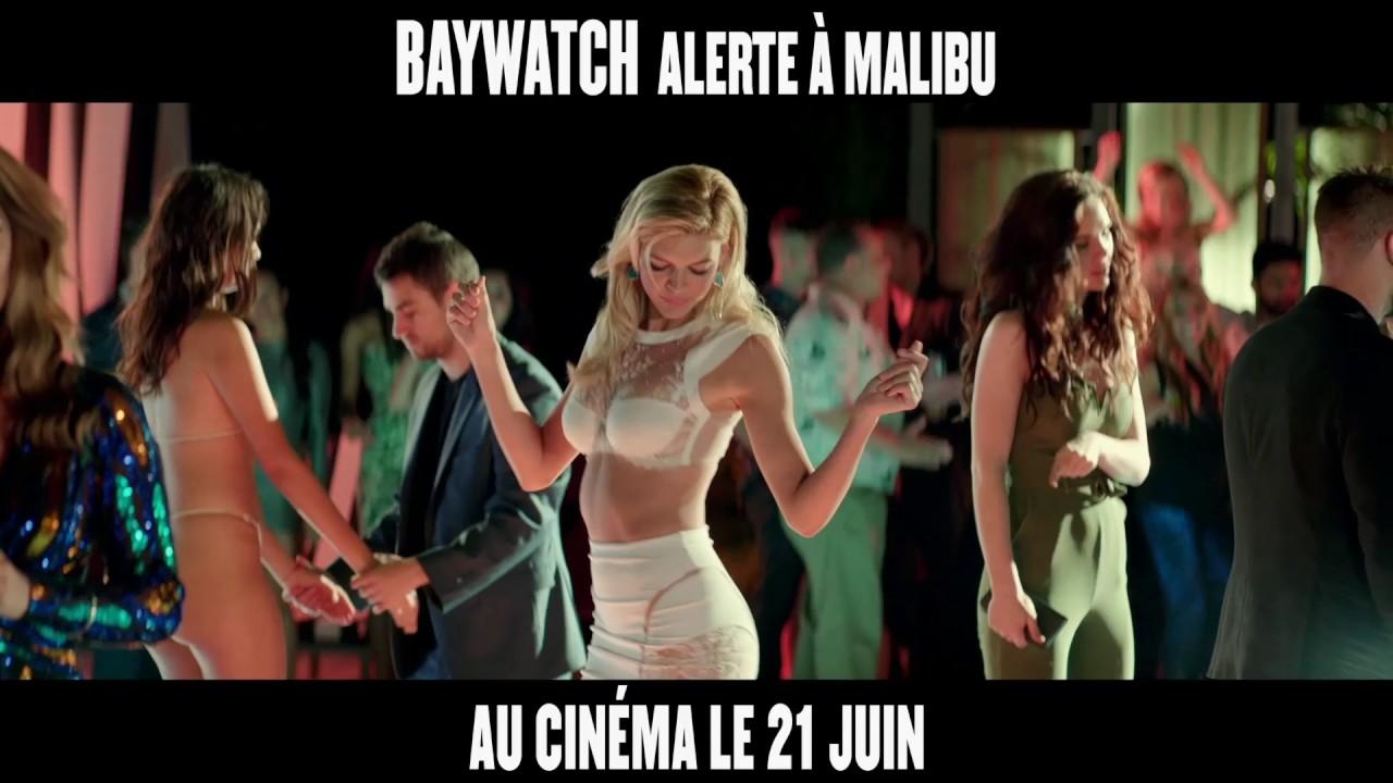 BAYWATCH – ALERTE À MALIBU - TV SPOT Ready (VF)  [au cinéma le 21 juin 2017]