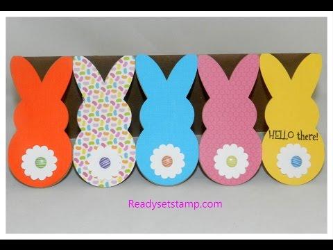 Bunny Bottom Card