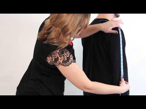 How To Take Wedding Tuxedo Measurements