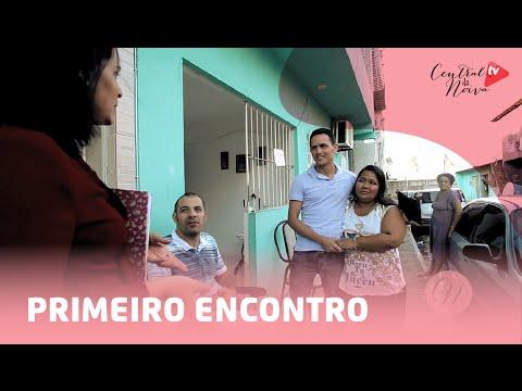Central da Noiva realiza seu sonho: PRIMEIRO ENCONTRO