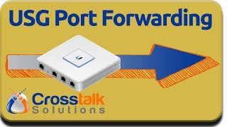 usg port forwarding