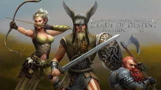 Realms of Arkania: Blade of Destiny PC Gameplay HD 1080p
