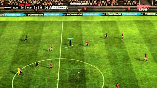 pes 2012 demo mit pesedit-barca-patch & jenkeys gameplay V0.1