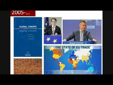 Economic Partnership Agreements (EPAs) and Regionalism by Prof. Dr. Jan Orbie (part 1/6)