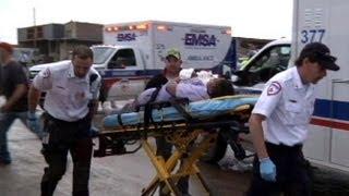 Oklahoma Hospitals Race to Save Tornado Victims