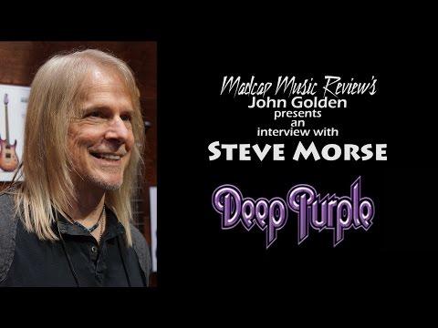 Steve Morse Interview