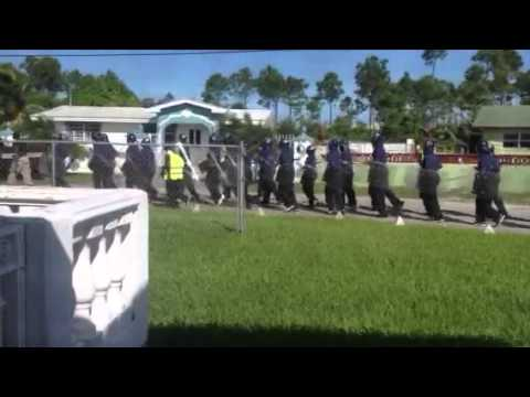 Bahamas Police Force Training