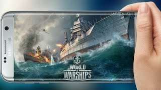 Download world of warships blitz mmo naval war full game for free any android in Hindi
