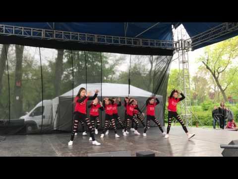 Thunder Kidz tánc csoport 1.tánc - 2017.04.22